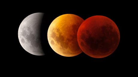 Thế giới sắp chiêm ngưỡng hiện tượng Mặt trăng máu - Ảnh 1