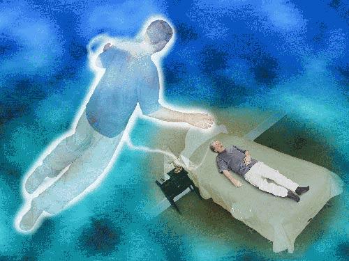 """Anh: Giải mã hiện tượng bí ẩn """"hồn lìa khỏi xác""""  - Ảnh 2"""