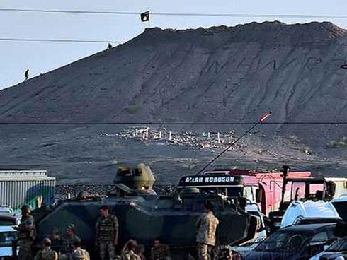 IS phản công chiếm Kobani bất chấp Mỹ tăng cường không kích - Ảnh 1