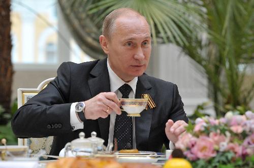 Bí quyết sống khỏe của Tổng thống Nga Putin - Ảnh 4