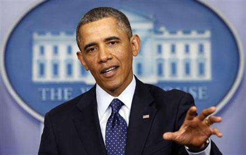 Obama: Cuộc chiến chống IS bước sang giai đoạn mới - Ảnh 1