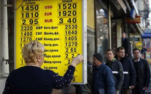 Ukraine đang cận kề bờ vực phá sản? - Ảnh 1