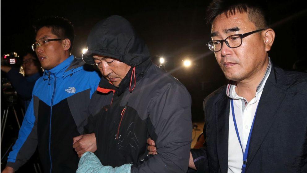 Thuyền trường phà Sewol nhận bản án 36 năm tù giam - Ảnh 1