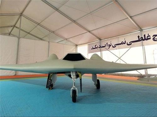 Iran thử nghiệm thành công phiên bản UAV nhái của Mỹ   - Ảnh 1