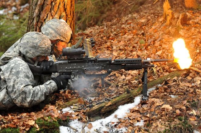4 khẩu súng đáng sợ nhất trong chiến tranh hiện đại - Ảnh 3
