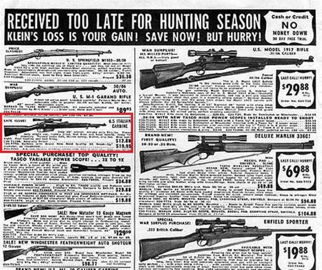 Khẩu súng dùng ám sát ông Kennedy - Ảnh 3