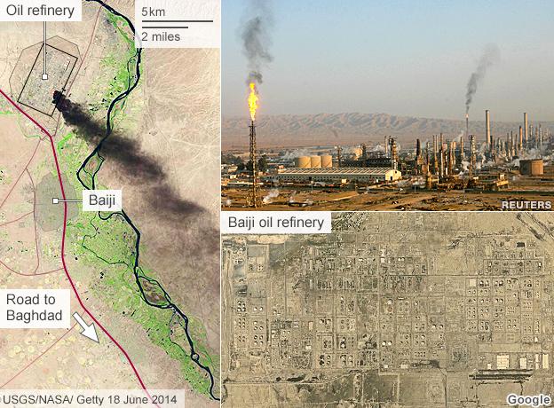 IS thảm bại tại nhà máy lọc dầu lớn nhất Iraq - Ảnh 2