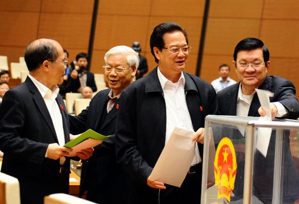 Truyền thông quốc tế đánh giá cao bỏ phiếu tín nhiệm ở Việt Nam - Ảnh 1