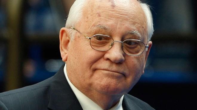 Cựu Tổng thống Liên Xô Gorbachev thất vọng về ông Obama - Ảnh 1