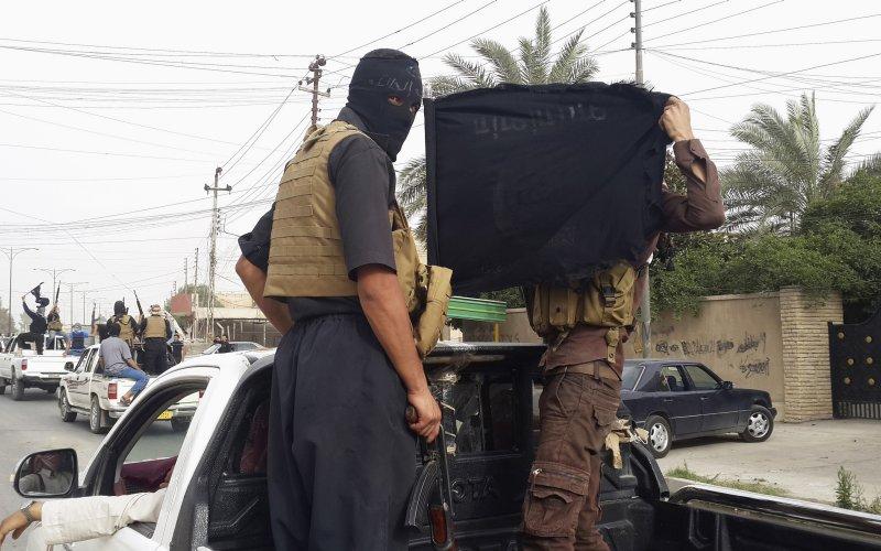 Tiết lộ con tin Mỹ cuối cùng trong tay phiến quân Hồi giáo IS - Ảnh 1