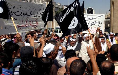 Thủ lĩnh cấp cao của IS ở Iraq thiệt mạng do không kích - Ảnh 1