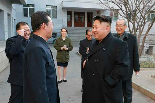 Tiết lộ chức vụ em gái nhà lãnh đạo Kim Jong-un - Ảnh 1