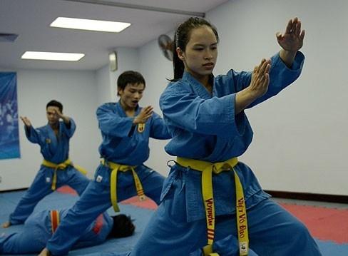 Báo Mỹ viết về môn võ đặc sắc của Việt Nam - Ảnh 2
