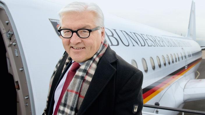 Máy bay Ngoại trưởng Đức từng mất tích bí ẩn ở Indonesia - Ảnh 1