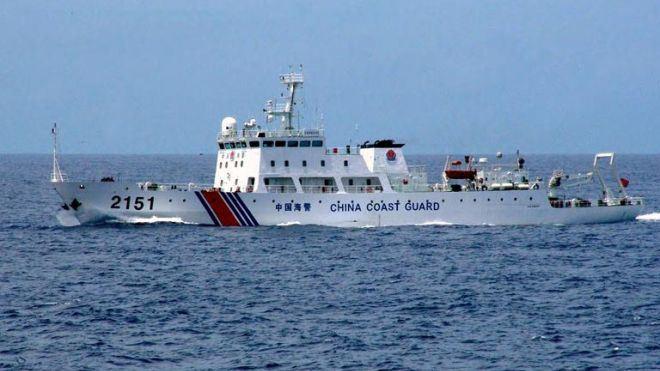 Tàu Trung Quốc xâm nhập vùng biển tranh chấp với Nhật Bản - Ảnh 1