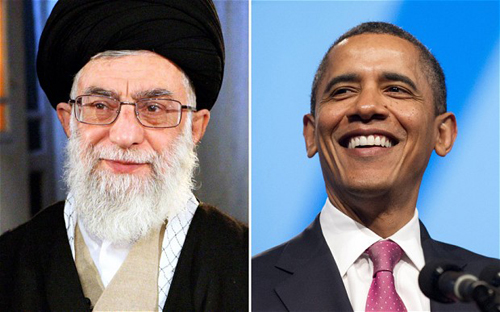"""Tổng thống Mỹ gửi """"mật thư"""" cho lãnh tụ tối cao Iran chống IS - Ảnh 1"""