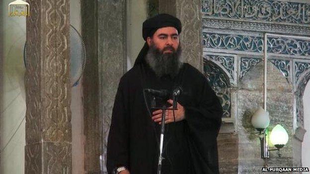 Thủ lĩnh IS vào danh sách người có ảnh hưởng nhất thế giới   - Ảnh 1