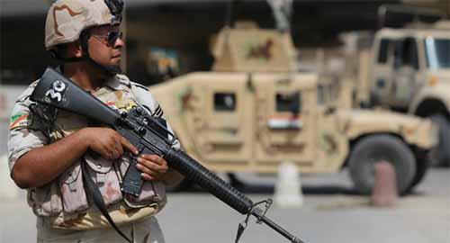 1500 binh sĩ Mỹ sẽ được triển khai ở chiến trường Iraq - Ảnh 1