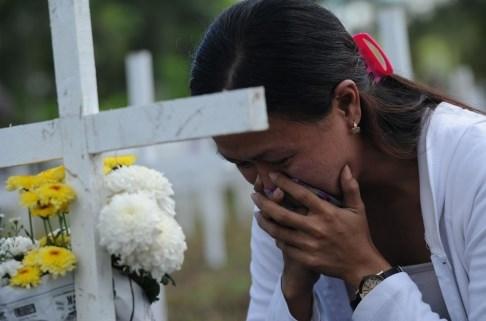1 năm sau siêu bão Haiyan, dân Philippines vẫn còn ám ảnh - Ảnh 1