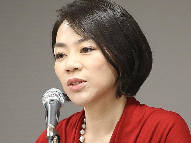 Nữ Phó Chủ tịch Korean Air từ chức vì làm chậm chuyến bay - Ảnh 1