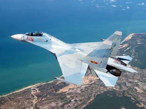 """Báo Nga: Việt Nam nhận thêm 2 """"hổ mang chúa"""" Su-30MK2 - Ảnh 1"""