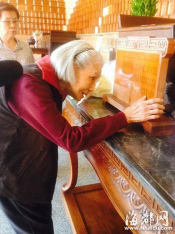 """Cảm động cụ bà 93 tuổi """"gặp lại"""" chồng sau 77 năm chờ đợi - Ảnh 3"""