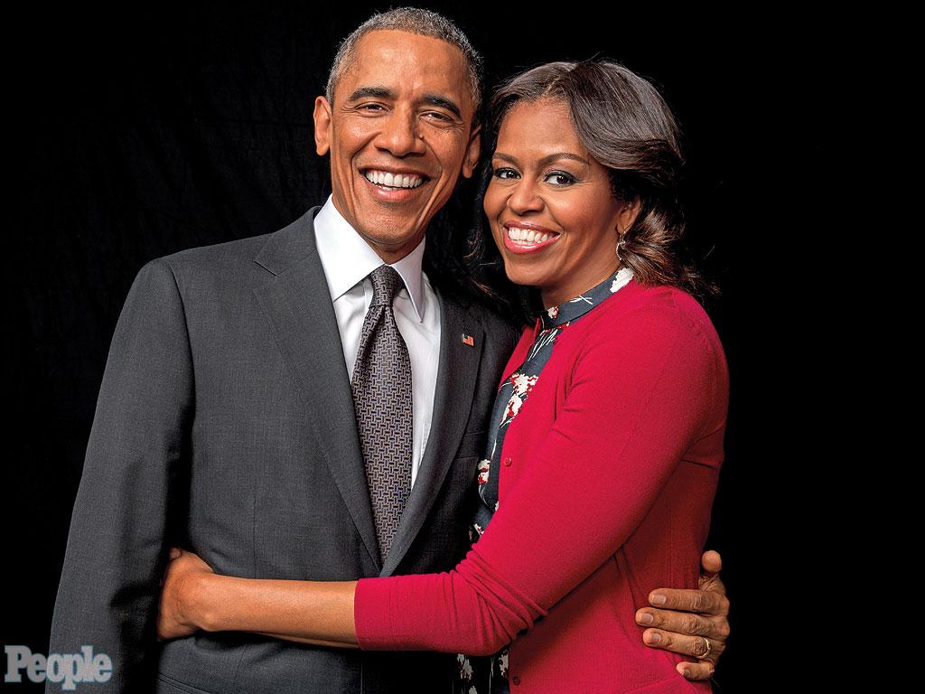 Vợ chồng Tổng thống Obama từng bị nhầm là bồi bàn, nhân viên giữ xe - Ảnh 1