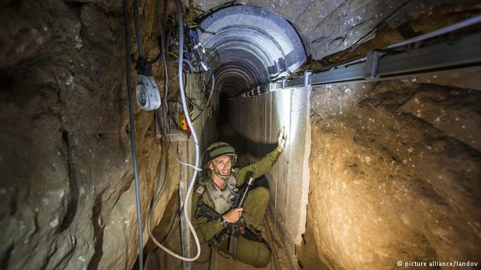Khám phá bên trong đường hầm bí mật của Hamas ở Gaza - Ảnh 9