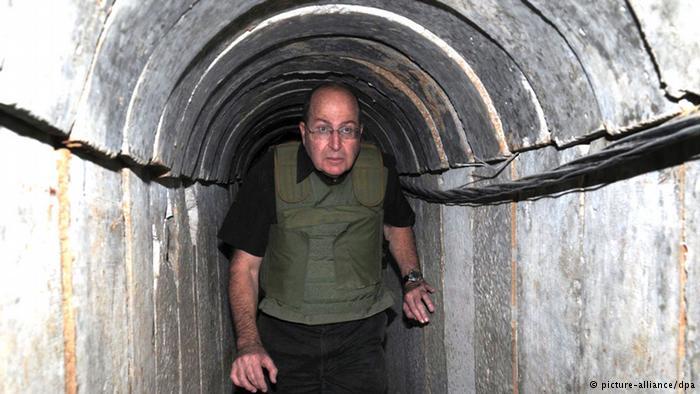 Khám phá bên trong đường hầm bí mật của Hamas ở Gaza - Ảnh 8
