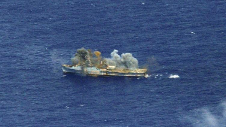 RIMPAC 2014: Hải quân Mỹ bái phục  tên lửa chống hạm Na Uy - Ảnh 2