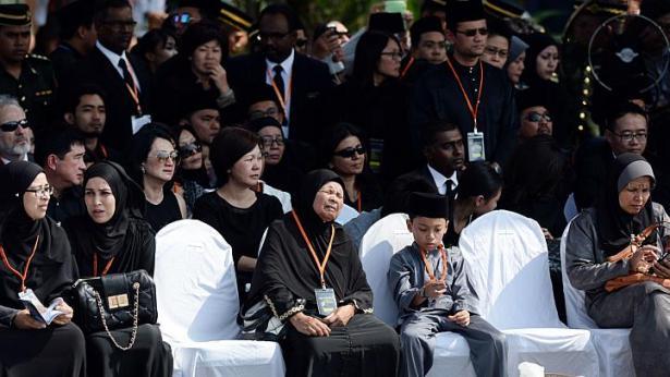Malaysia tổ chức quốc tang các nạn nhân MH17   - Ảnh 4