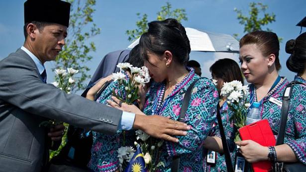 Malaysia tổ chức quốc tang các nạn nhân MH17   - Ảnh 3