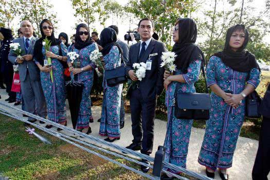 Malaysia tổ chức quốc tang các nạn nhân MH17   - Ảnh 6