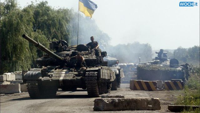 Su-25 bị bắn rơi, quân đội Ukraina tiến sát Donetsk - Ảnh 1