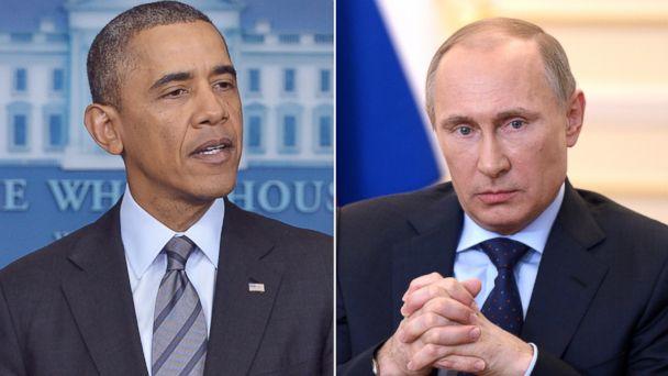 Obama: Mỹ sẽ hỗ trợ Ukraina nếu như Nga động binh - Ảnh 1