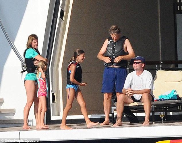 Chiêm ngưỡng kỳ nghỉ xa hoa của gia đình Bill Gates - Ảnh 3