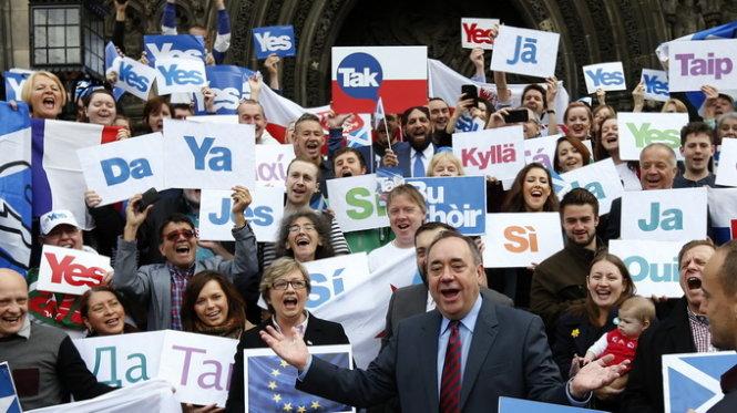Nguyên nhân Scotland muốn độc lập, tách khỏi Vương quốc Anh - Ảnh 2