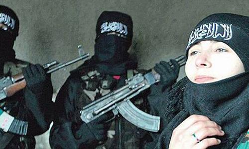 Báo Anh: Nữ tuyên truyền viên xinh đẹp người Áo của IS đã bị giết - Ảnh 2