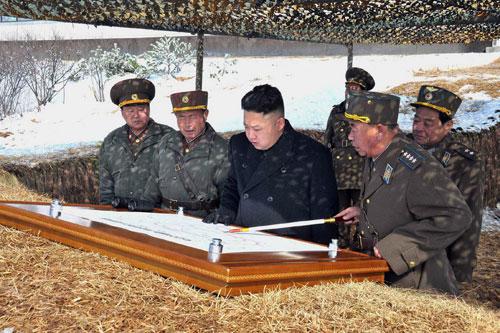 Kế hoạch chiến tranh thống nhất của Triều Tiên - Ảnh 1