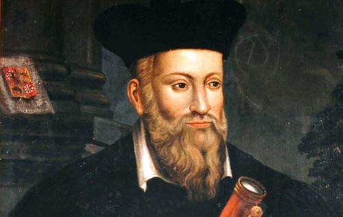 Cuộc đời bí ẩn của nhà tiên tri lừng danh Nostradamus - Ảnh 1