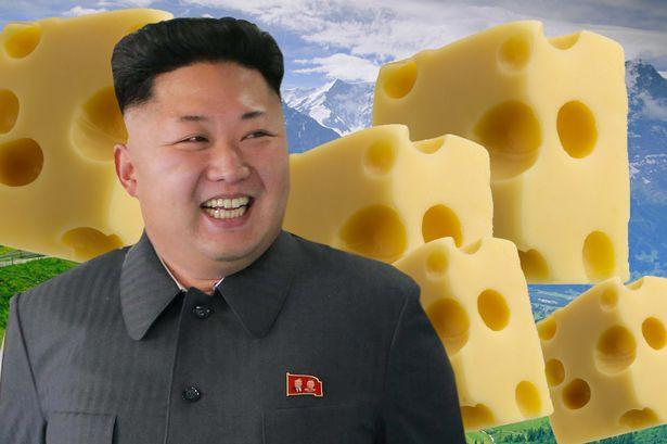 Kim Jong-un tăng cân chóng mặt vì phô mai Thụy Sĩ? - Ảnh 1