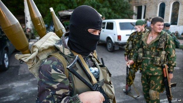 """Ukraine: """"Một cuộc chiến lớn với Nga"""" đang cận kề - Ảnh 1"""