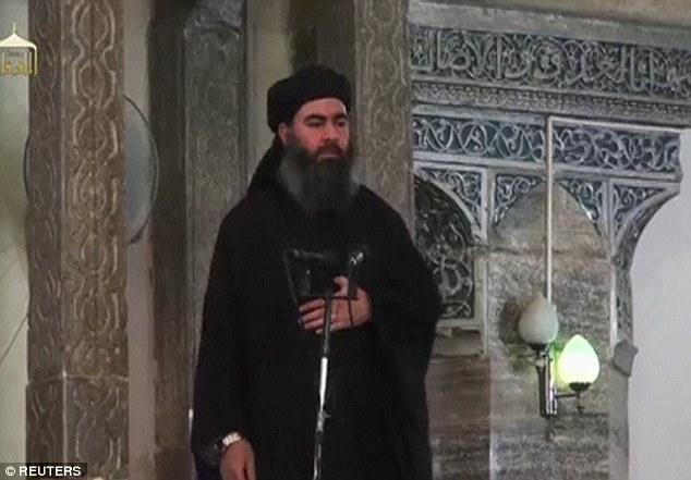 Chân dung trùm khủng bố lãnh đạo phiến quân Hồi giáo IS - Ảnh 3