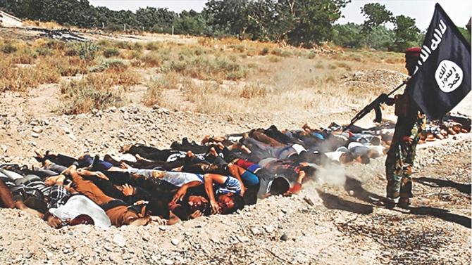 Ký ức kinh hoàng người Yazidi trong cuộc tàn sát của IS - Ảnh 2