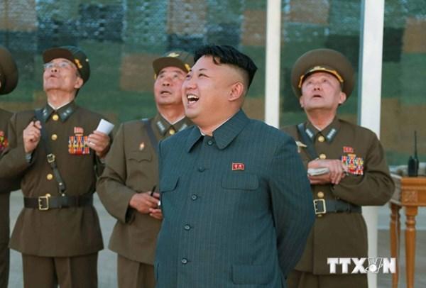 Ông Kim Jong-un vắng mặt ở kỳ họp quốc hội Triều Tiên - Ảnh 1