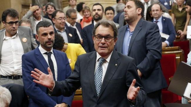 Catalonia muốn tách khỏi Tây Ban Nha - Ảnh 1