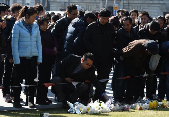 Hiện trường hỗn loạn vụ giẫm đạp kinh hoàng tại Thượng Hải - Ảnh 8