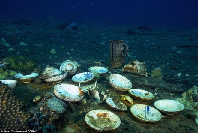 Nghĩa địa tàu chiến đầy ám ảnh trong lòng Thái Bình Dương - Ảnh 4