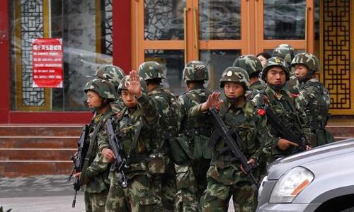 Cảnh sát Trung Quốc bắn chết hai người Duy Ngô Nhĩ vượt biên sang Việt Nam - Ảnh 1
