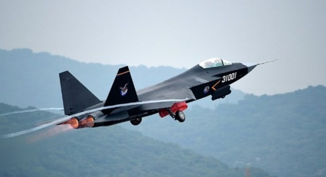 Trung Quốc bác bỏ cáo buộc ăn cắp bí mật chiến đấu cơ F-35 - Ảnh 1